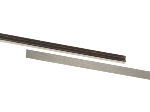 Ножи быстрорежущие к рубанку Зубр 82 мм
