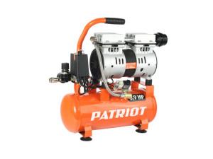 Компрессор безмасляный, с низким уровнем шума Patriot WO 10-120