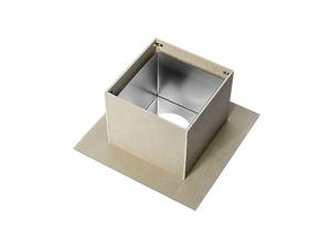 Потолочно проходной узел Н, 430/0,5 мм + мин., Ф200 Ferrum
