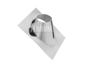 Крышная разделка угловая, 430/0,5, Ф200 Ferrum
